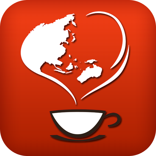 CafeAsia LOGO-APP點子