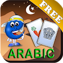 Arabic Flashcards for Kids logo