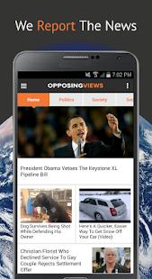 Opposing Views - screenshot thumbnail