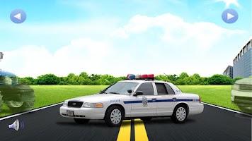 Screenshot of Vehicle Sounds&Photos for Kids