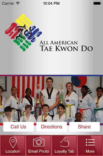All American Tae Kwon Do