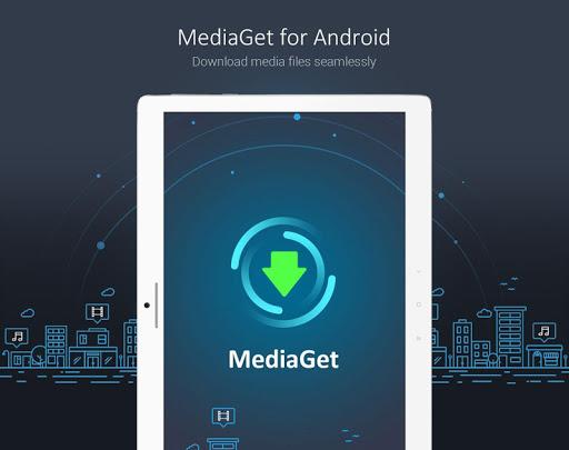 MediaGet - torrent client for PC