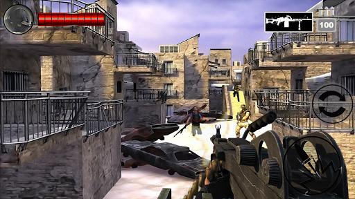 Dead Terrorist Target:Sniper