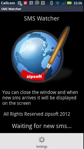 【免費通訊App】SMS Watcher Pro-APP點子
