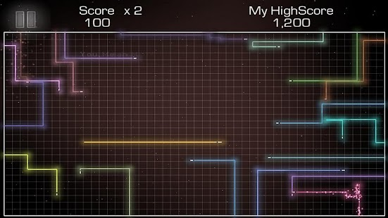 Hard Lines Screenshot 2