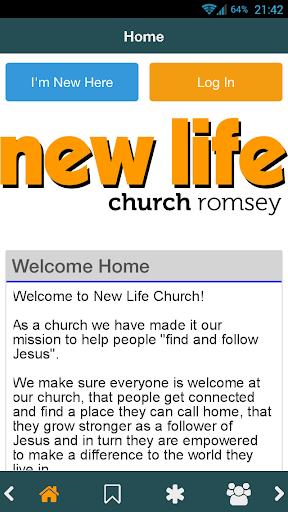New Life Church Romsey