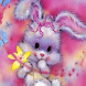 Adorable Easter Bunny Pro LWP