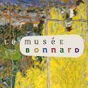 Musée Bonnard : Inauguration logo