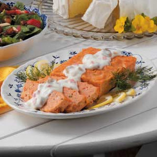 Salmon Loaf.