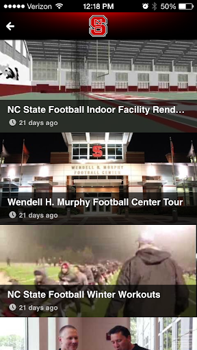 【免費運動App】NC State Football Kricket App-APP點子