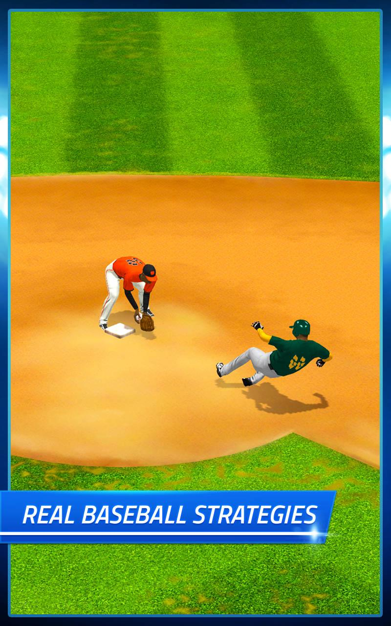 TAP SPORTS BASEBALL screenshot #4
