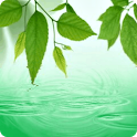 Rain Water Drop Live Wallpaper icon