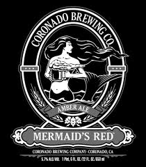 Logo of Coronado Mermaid's Red