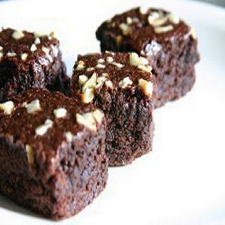Applesauce Brownies.
