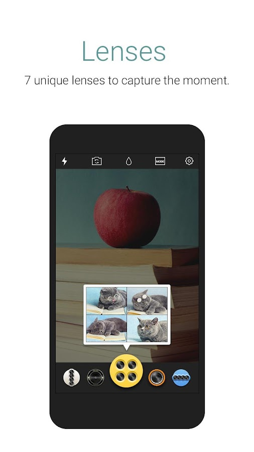 Cymera - Editor&Collage - screenshot
