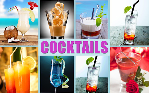 Cocktails - Cocktailrezepte