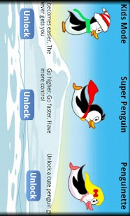 Flying Penguin - Free Game - screenshot thumbnail