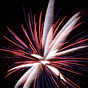 Multiple Spikes by Dave Dabour - Public Holidays July 4th ( old towne festival, fireworks, 2011, fire, new year, dipawali, diwali, 2014,  )