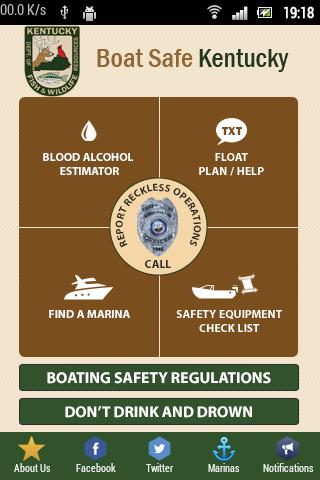 BOAT SAFE KENTUCKY