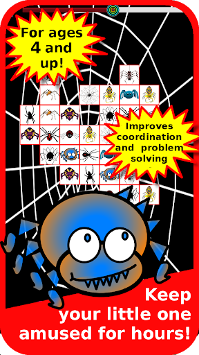 Scary Spider Games