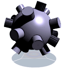 Buscaminas (Hoversweeper) icon