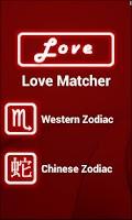 Screenshot of Love Matcher