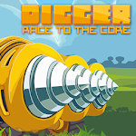 Digger: Race to the Core 1.0.5 Apk