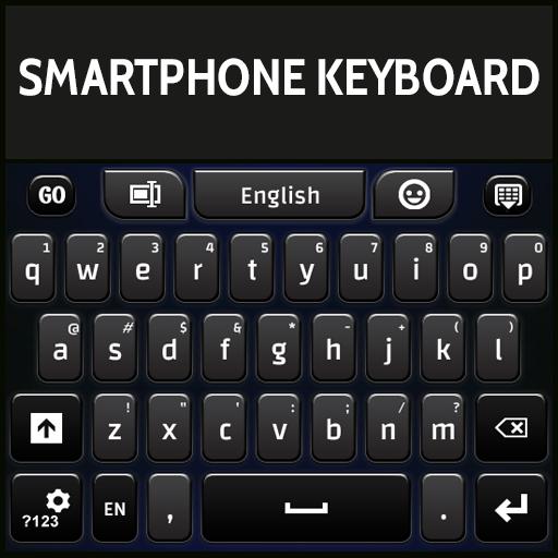 智能手机的键盘 個人化 LOGO-玩APPs