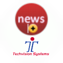 LatestNews+ – News Reader logo