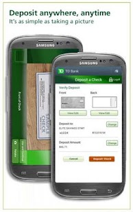 TD Bank (US)- screenshot thumbnail