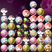 Bubble Popper Pet Puzzle