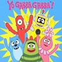 Yo Gabba Gabba All In One logo