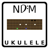 NDM - Ukulele (Music Notes)