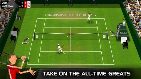 Stick Tennis Screenshot 27
