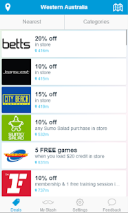Student Edge Discounts & Deals - screenshot thumbnail