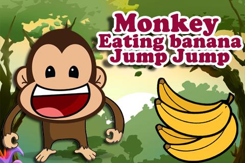 Monkey Jump Monkey Run Jungle