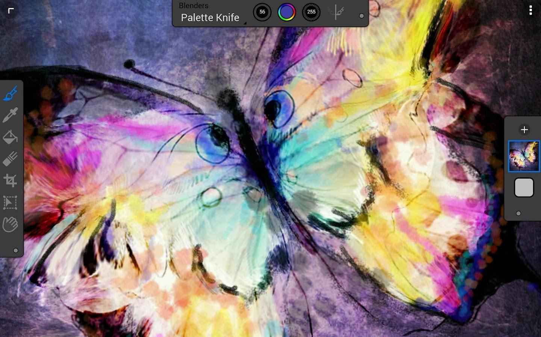 Painter Mobile - screenshot