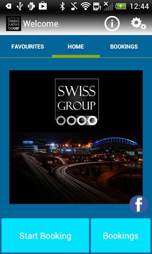 Swiss Group-Swiss Cottage Cars