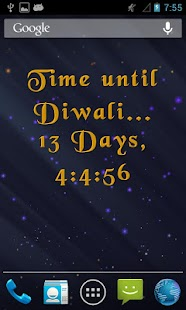 3D Diwali Live Wallpaper Free - screenshot thumbnail