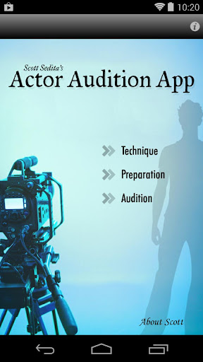 Actor Audition App
