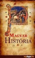 Screenshot of Magyar História