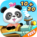 Lola Panda's Math Train 2 FREE icon
