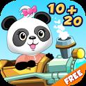 Lola Panda's Math Train 2 FREE icon