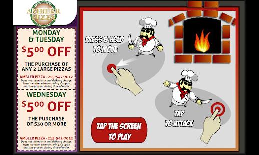 Nick's Pizza Revenge