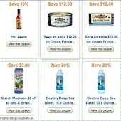 Daily Coupons for Amazon