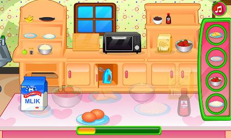Cooking strawberry short cake 2.0.8 screenshot 714287