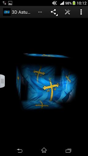 3D Asturias Live Wallpaper