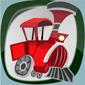 Bridge The Train - Kids Game icon
