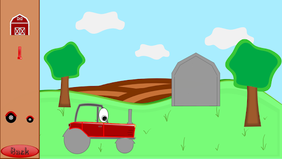 Kids Tractor Puzzles