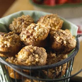 Pineapple-Raisin Muffins.